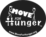 Logo for Move for Hunger