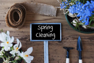 Las Vegas storage and spring cleaning