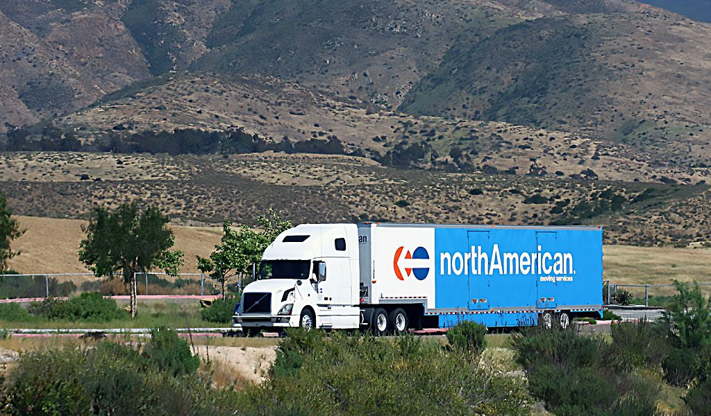 Capitol North American Long Distance Moving