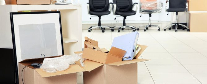 Las Vegas office movers