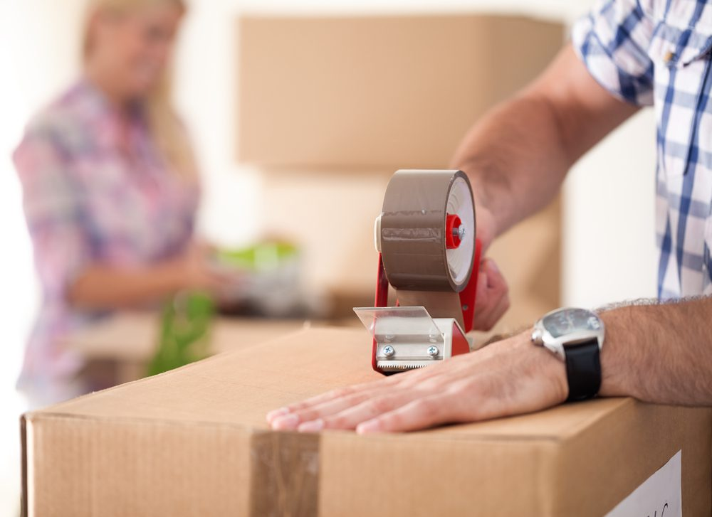 tips from a Las Vegas moving company, where to find free moving boxes