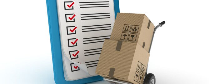 moving safety checklist